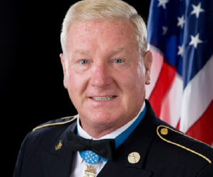 Keynote Address: Duty, Honor, Country: The story of Sammy L. Davis, inspiration for the war scenes in 'Forrest Gump'